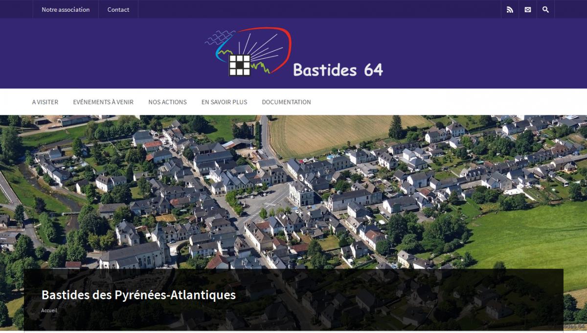 Bastides64 : accueil