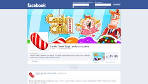 Facebook Candy Crush Saga