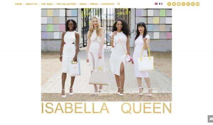 Isabella Queen : accueil
