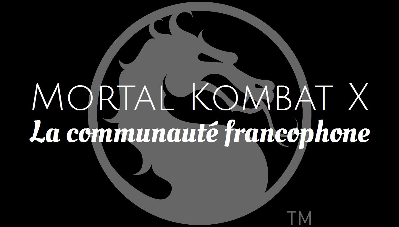 MKXFan Mortal Kombat X : accueil