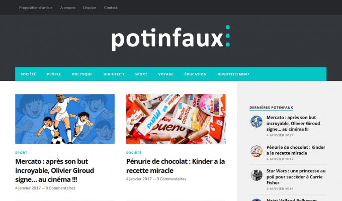 Potinfaux