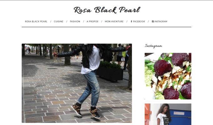 Rosa Black Pearl : article