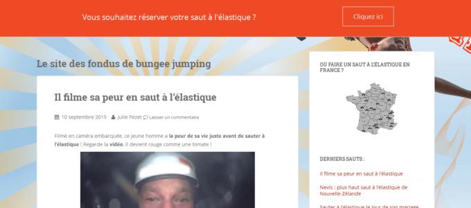 SautElastique.fr : accueil